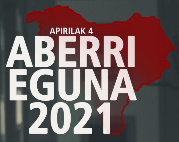2021eko Aberri Eguneko hitzaldia